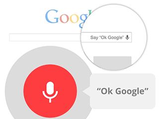 Désactiver la recherche vocale sur Android