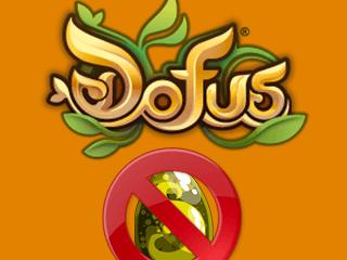 Supprimer un compte Dofus