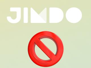 Supprimer un compte Jimdo