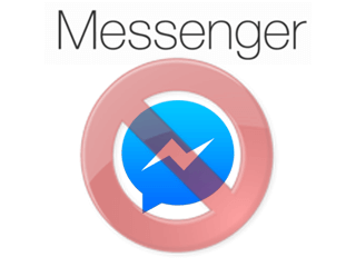Supprimer Facebook Messenger