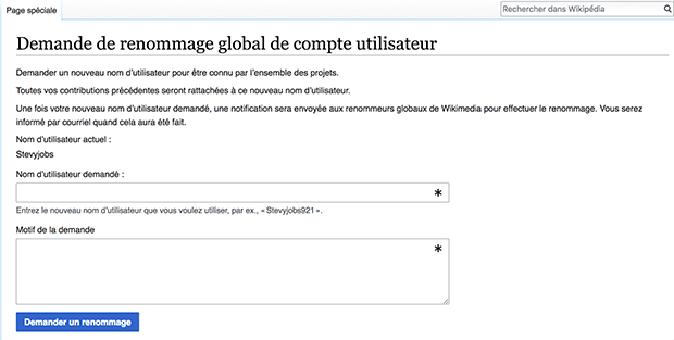 supprimer compte wikipédia