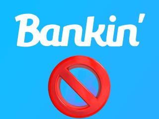 Supprimer un compte Bankin