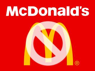 Supprimer un compte Mac Donald's