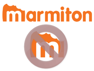 Supprimer un compte Marmiton