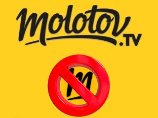 Supprimer un compte Molotov