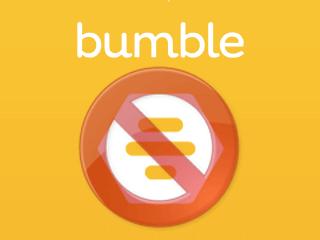 Supprimer un compte Bumble