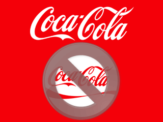Supprimer un compte Coca Cola
