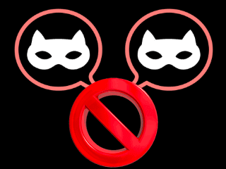 Supprimer un compte AntiLand (Anonymous Chat Rooms)